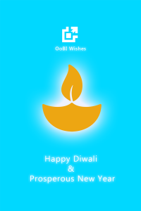 OoBI wishes happy diwali